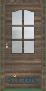 Интериорна врата Sil Lux 3002 E